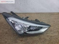 Фара передняя правая Hyundai Santa Fe 3 ксенон адиптив