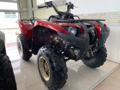 Yamaha Grizzly 700, 2009
