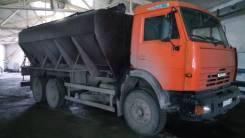 Продам Камаз ЗСК 53215 2008 г. в. (кормовоз)