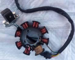 Магнето / Статор, 8 Катушек, двигатель156FMI/162FMJ. abm phantom 125