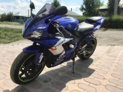 Yamaha R1, 2002