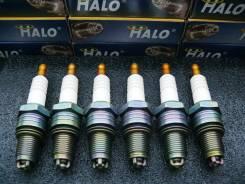Уникальный Комплект Свечей зажигания HALO=IW16, W16T,6G72, (6 шт)(Видео)