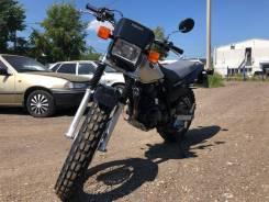 Yamaha TW 125, 2001