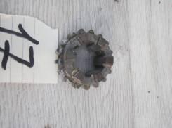Шестерня кпп 17 зубов Чезет 514 380кубов