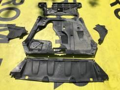 Защита ДВС комплект Toyota Harrier, Lexus RX350
