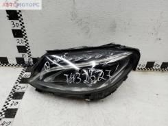 Фара передняя левая Mercedes Benz C-klasse W205 LED