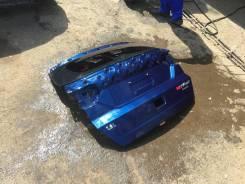 [арт. 434817-1] Крышка багажника синяя идеальная со стеклом [PBA6301000Y98] для Lifan Myway