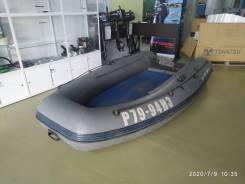 Продам лодку Solar 350