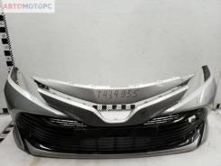 Бампер передний Toyota Camry V70