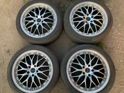 Диски Monza Warwic R18 7.5J ET48 5x114.3