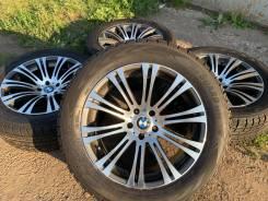 Диски BMW R19 5x120 8.5J ET40 + зима 255/55R19