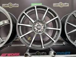 Новые диски XXR 527 R18 8,5J ET35 5*100/114.3