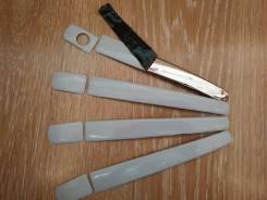 Накладки на ручки дверей Toyota Axio, Fielder, Prius, Wish и т. д