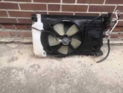 Кассета Радиатора с вентиляторомМитсубисши кольт механика