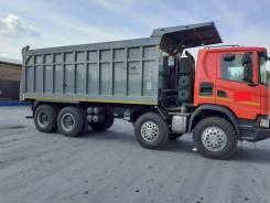 Scania G500 8х4, 2019