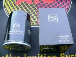 Фильтр Масляный Fujito Quality C-222, C-209 (Япония)=Nissan 15208-43G00