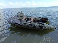 Продается лодка ПВХ Gladiator HD 370.