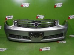 Бампер Nissan Skyline, передний