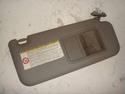 Козырек солнцезащитный Toyota Rav4 CA30 2006 г. 7431042410B0