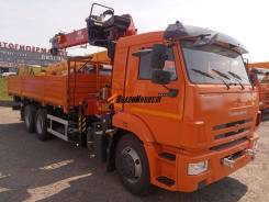 КамАЗ 65115 с КМУ, 2020