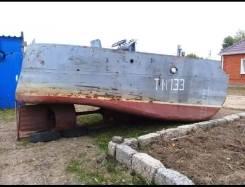 Продам моторное судно Толкач