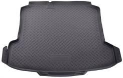 Коврик в багажник Volkswagen Polo (2009-2020)