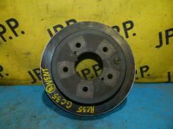 Тормозной диск Nissan Laurel 432064P000, задний GC35 HC35 GNC35