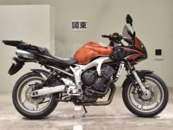Yamaha FZ6S, 2008
