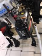 Лодочный мотор 2-х тактный HDX T 2.6 CBMS