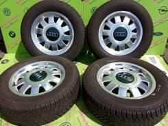 Комплект колес AUDI R15 5х112 205/65R15