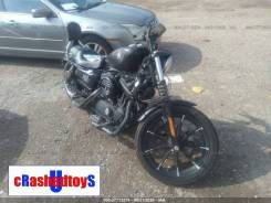 Harley-Davidson Sportster Iron 883 XL883N, 2019