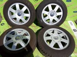 Комплект колес Volkswagen R15 5х112 195/65R15