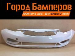 Новый передний бампер в цвет Kia Cerato 13-16 86511A7000