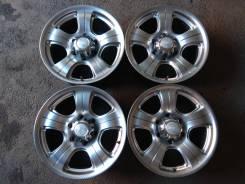 Комплект литых дисков Toyota Land Cruiser Prado/Hilux R17
