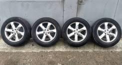 Комплект оригинальных дисков R18 Nissan Murano