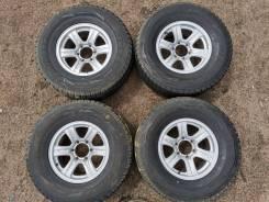 №7081 Комплект колёс из Японии [BaikalWheels]