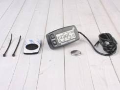 Счетчик моточасов/тахометр (подсветка, смен. батарея) SMP-032