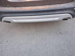 Volvo XC70 бампер задний 30678710 2007-2016 + молдинг