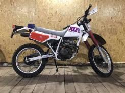 Honda XLR 250, 1988