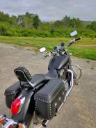 Honda Shadow 1100, 2002