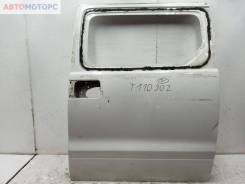 Дверь задняя левая сдвижная под стекло Hyundai Grand Starex 2 H1