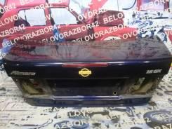 Крышка багажника Nissan Almera N15, GA16DE