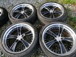 Комплект колёс 245/35R20 / 275/30R20 литьё Weds R20 5*114,3 (7008)