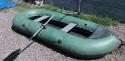 Продам лодку надувную гребную Вега 3 б/у