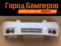 Новый передний бампер в цвет Chevrolet Aveo 05-11 96648503