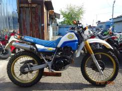 Yamaha Serow 225, 1990
