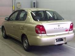 Задняя часть автомобиля Toyota Platz NCP12