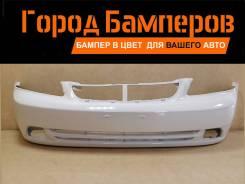 Новый передний бампер в цвет Chevrolet Lacetti 04-13 96416043