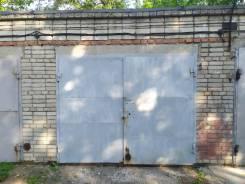 Кооперативный гараж Попова 30