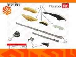 Комплект цепи ГРМ Masterkit 77B0140FK